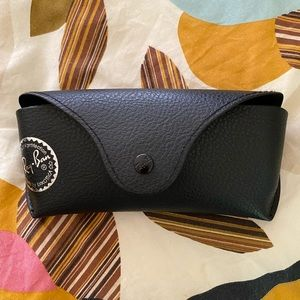 RAY BANS GLASSES CASE